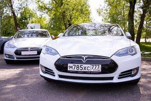 СКОЛКОВО: На кампусе бизнес-школы СКОЛКОВО теперь можно зарядить электромобили