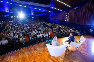 СКОЛКОВО: Бизнес-фестиваль СКОЛКОВО: «умение говорить о сложностях и ошибках - признак внутренней зрелости бизнеса»