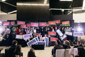СКОЛКОВО: 40 победителей конкурса грантов будут учиться на программе MOOVE by SKOLKOVO x MTS